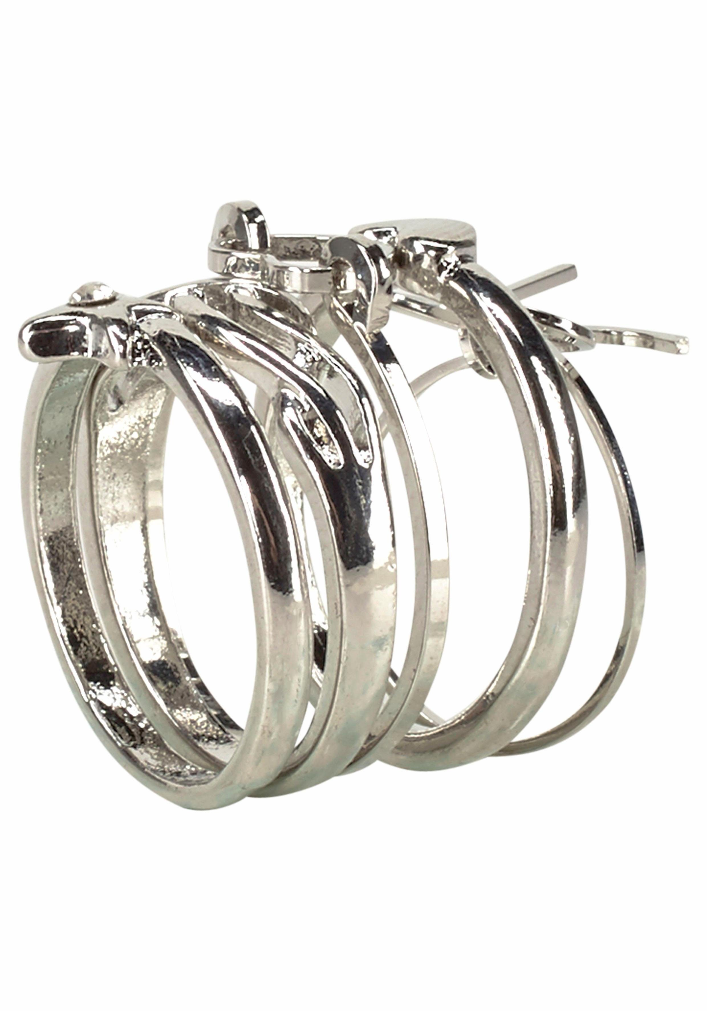 J. Jayz Ring-Set als stylischer Allrounder