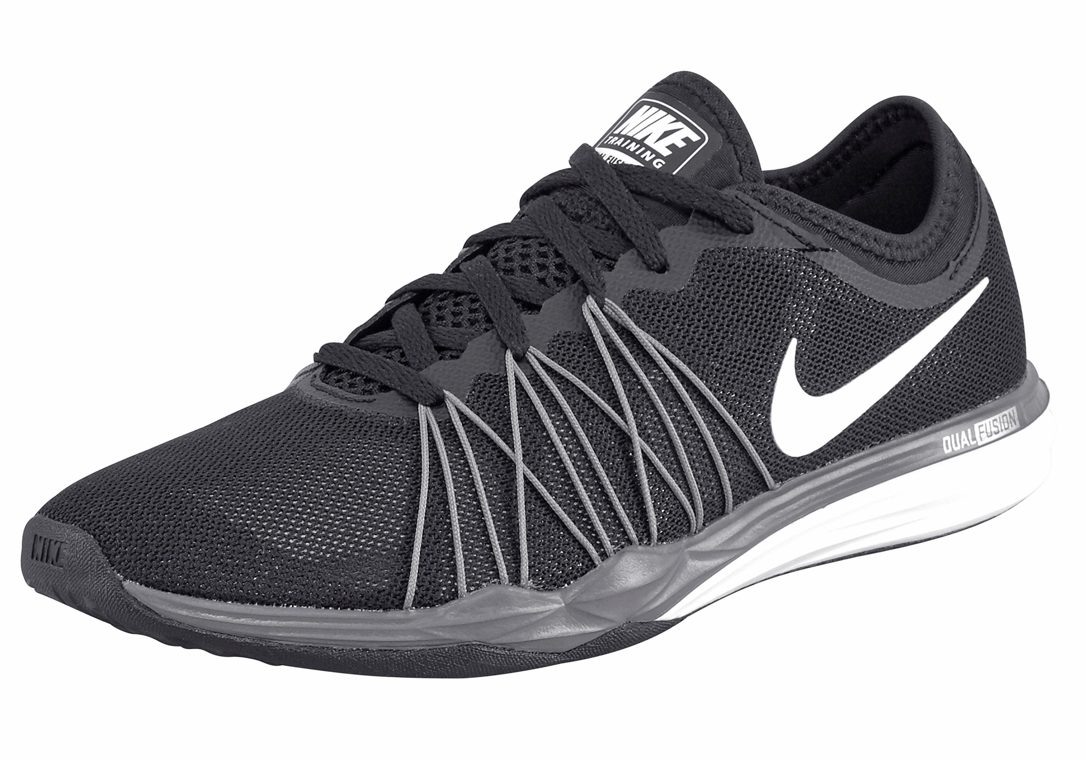 Nike Dual Fusion TR Hit Wmns Fitnessschuh kaufen  schwarz-weiß