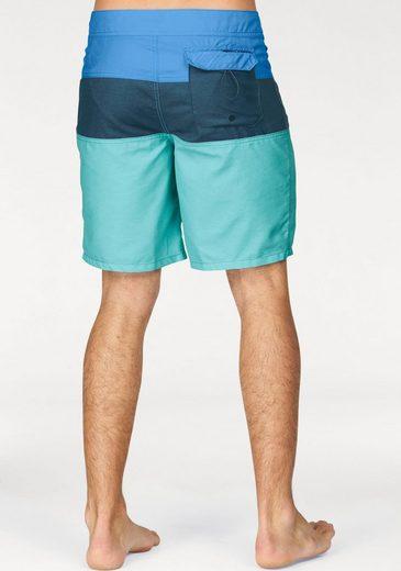Billabong Board Shorts And Tribong