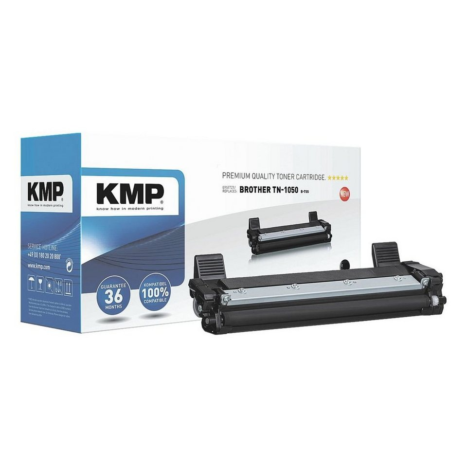 KMP Toner ersetzt Brother »TN1050«