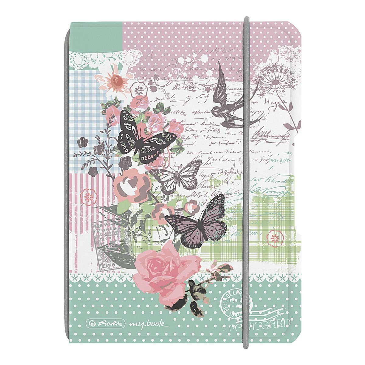 Herlitz Notizheft my.book flex »Ladylike Butterfly«