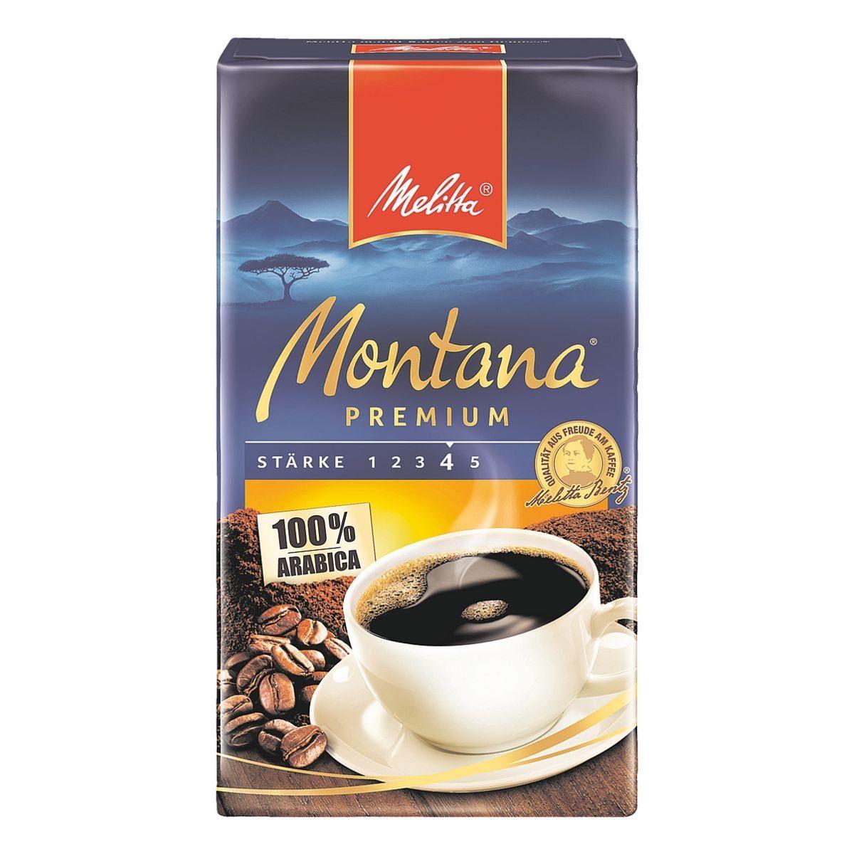 Melitta Kaffee »Montana PREMIUM«
