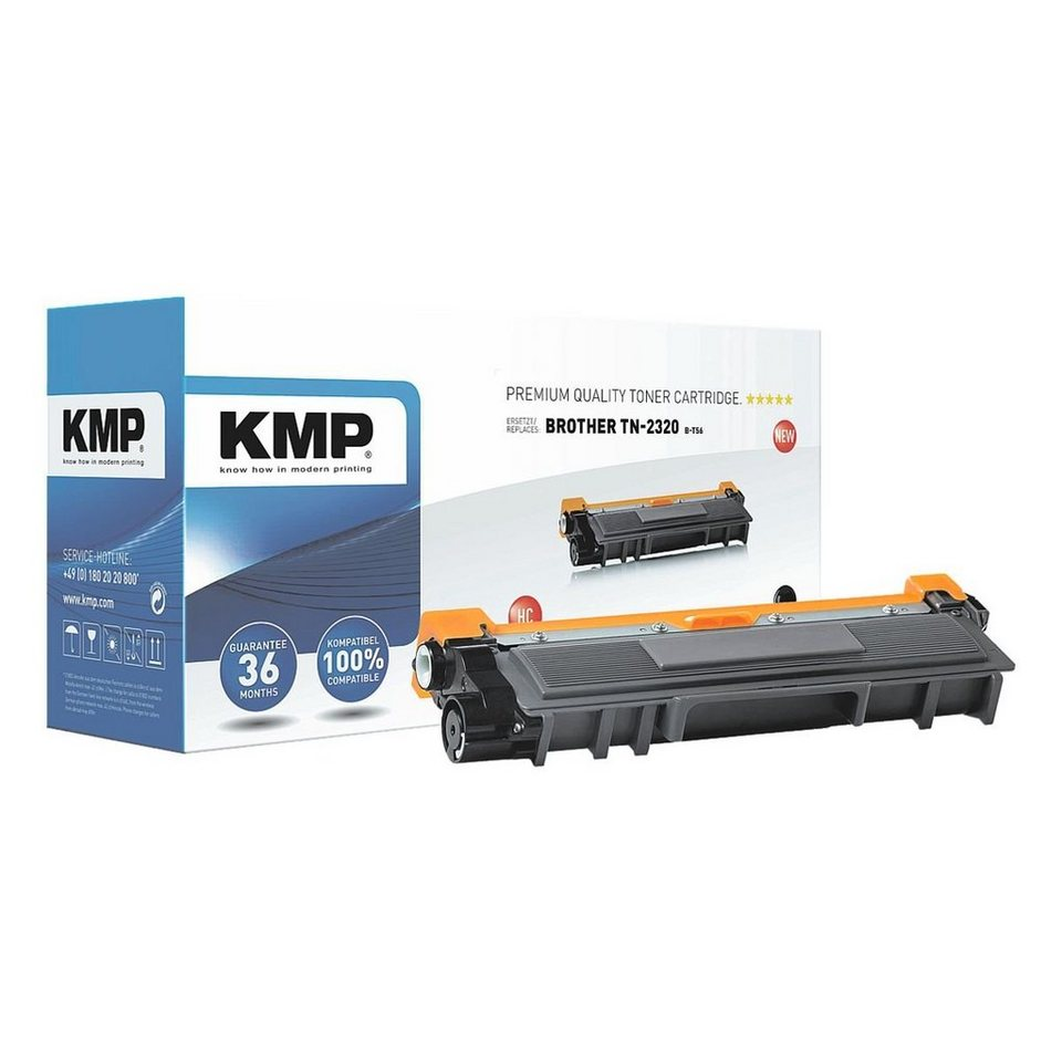 KMP Toner ersetzt Brother »TN-2320«