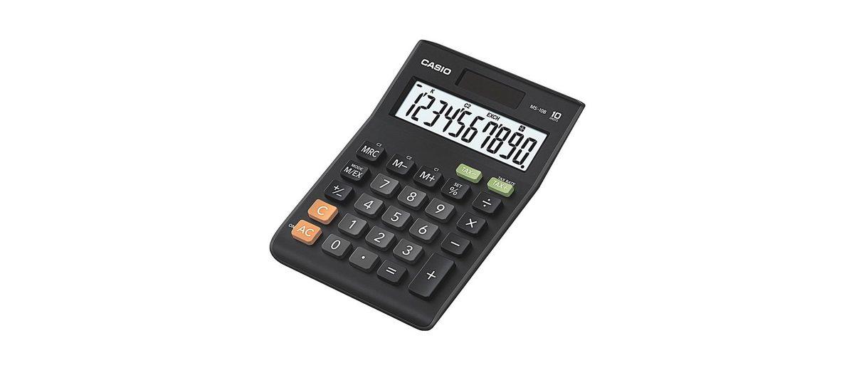 CASIO Tischrechner »MS-10B«