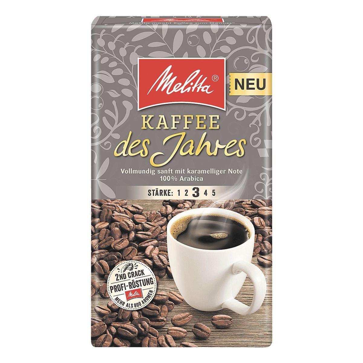 Melitta Kaffee »Kaffee des Jahres«