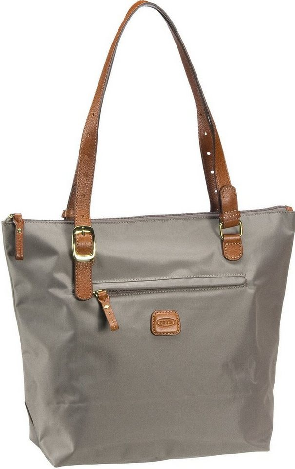 Bric's X-Bag Shopping 26 in Taupe