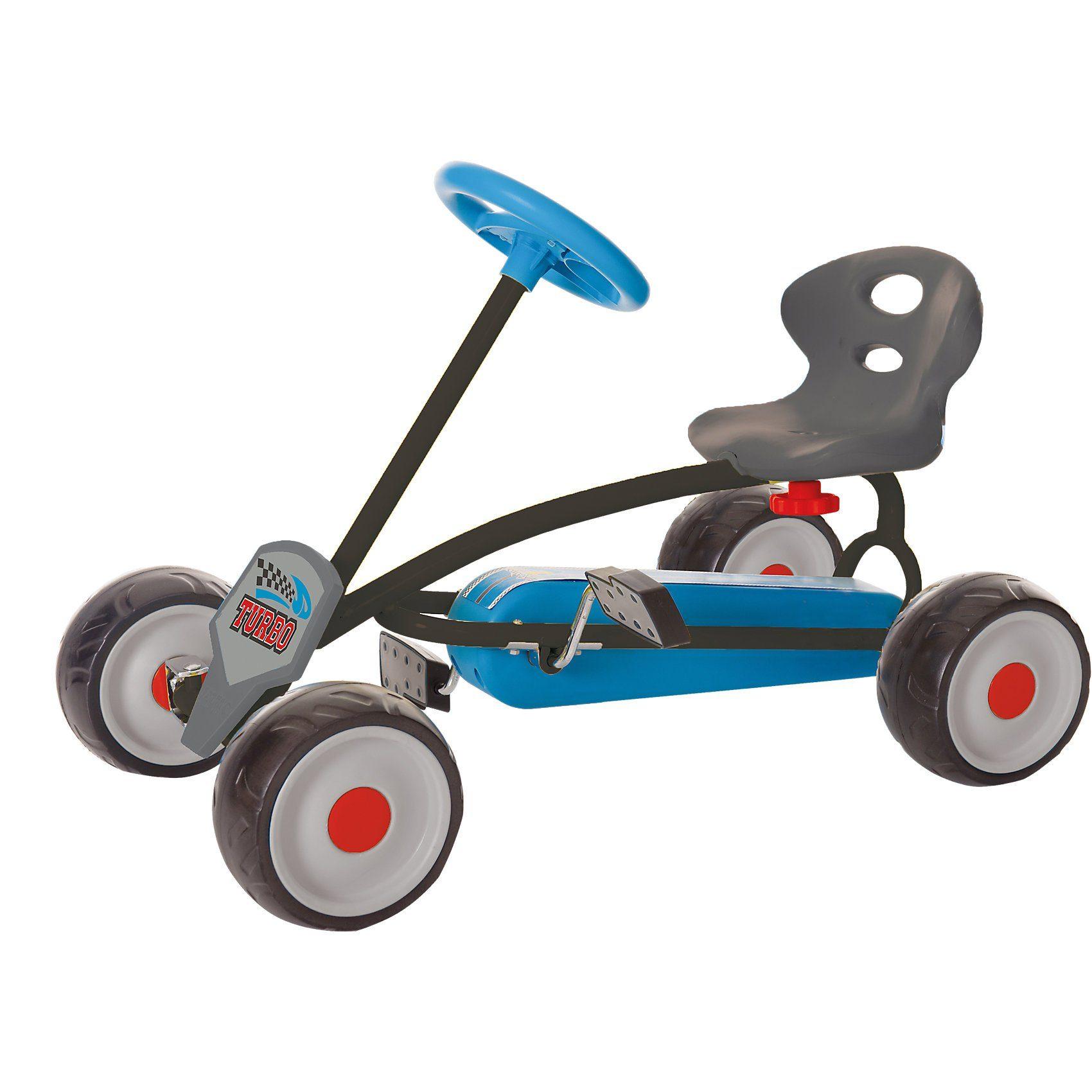 hauck Toys Turbo - Hauck Mini Go Kart Boy
