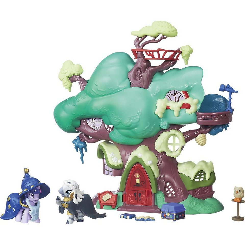 Hasbro My Little Pony FIM Spielset Twilight Sparkle's Bücherei