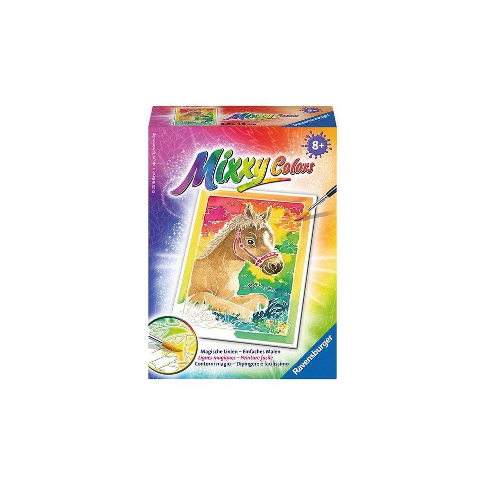 Ravensburger Mixxy Colors Malset Fohlen