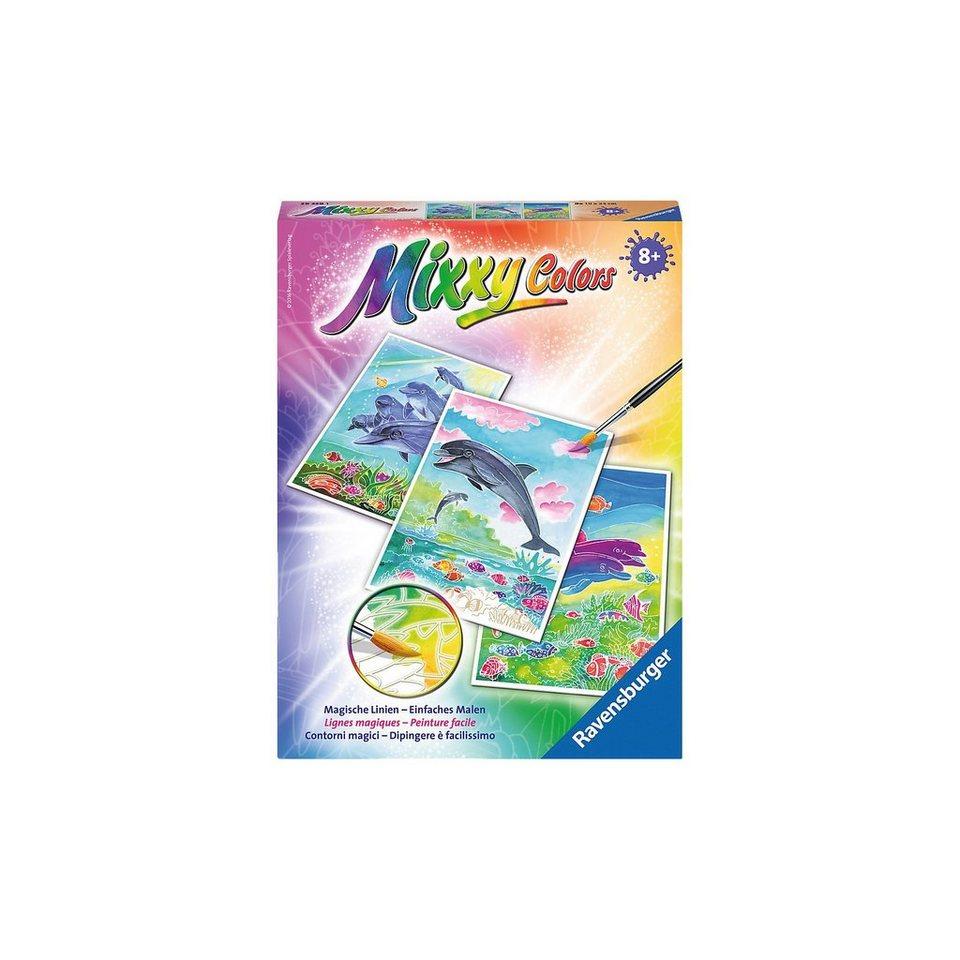 Ravensburger Mixxy Colors Malset Delfine