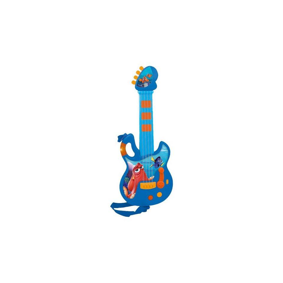 Kindergitarre Findet Dorie