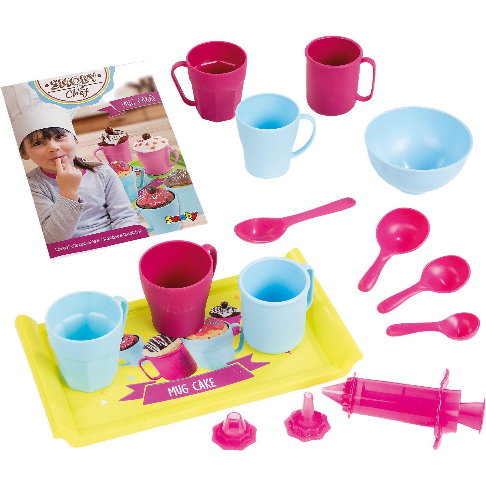 Smoby Tassenkuchen-Set