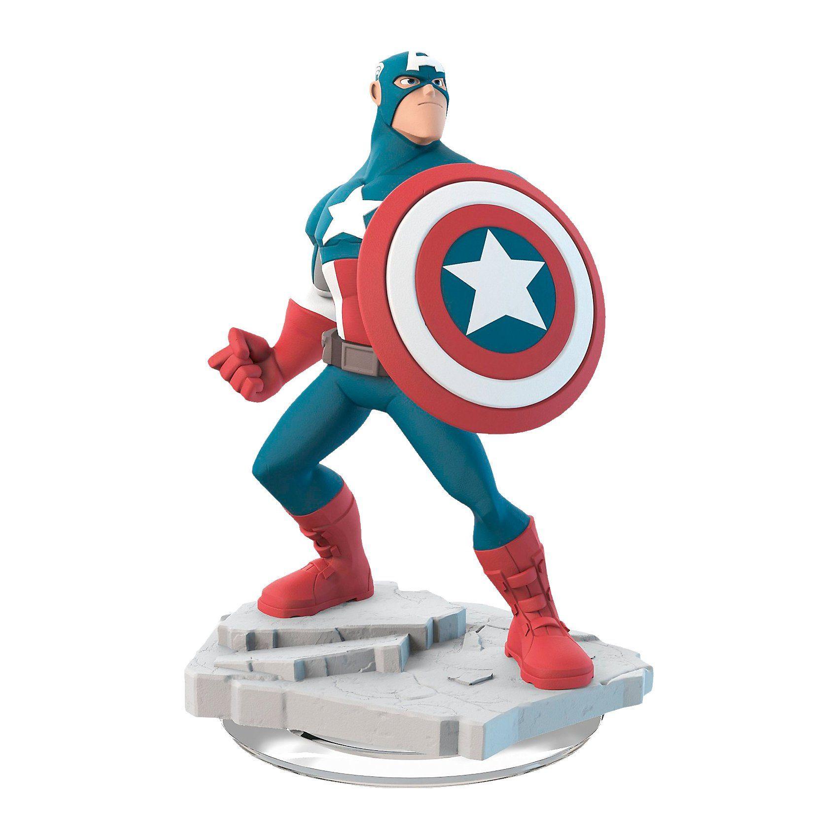 ak tronic Disney Infinity 2.0: Einzelfigur Captain America