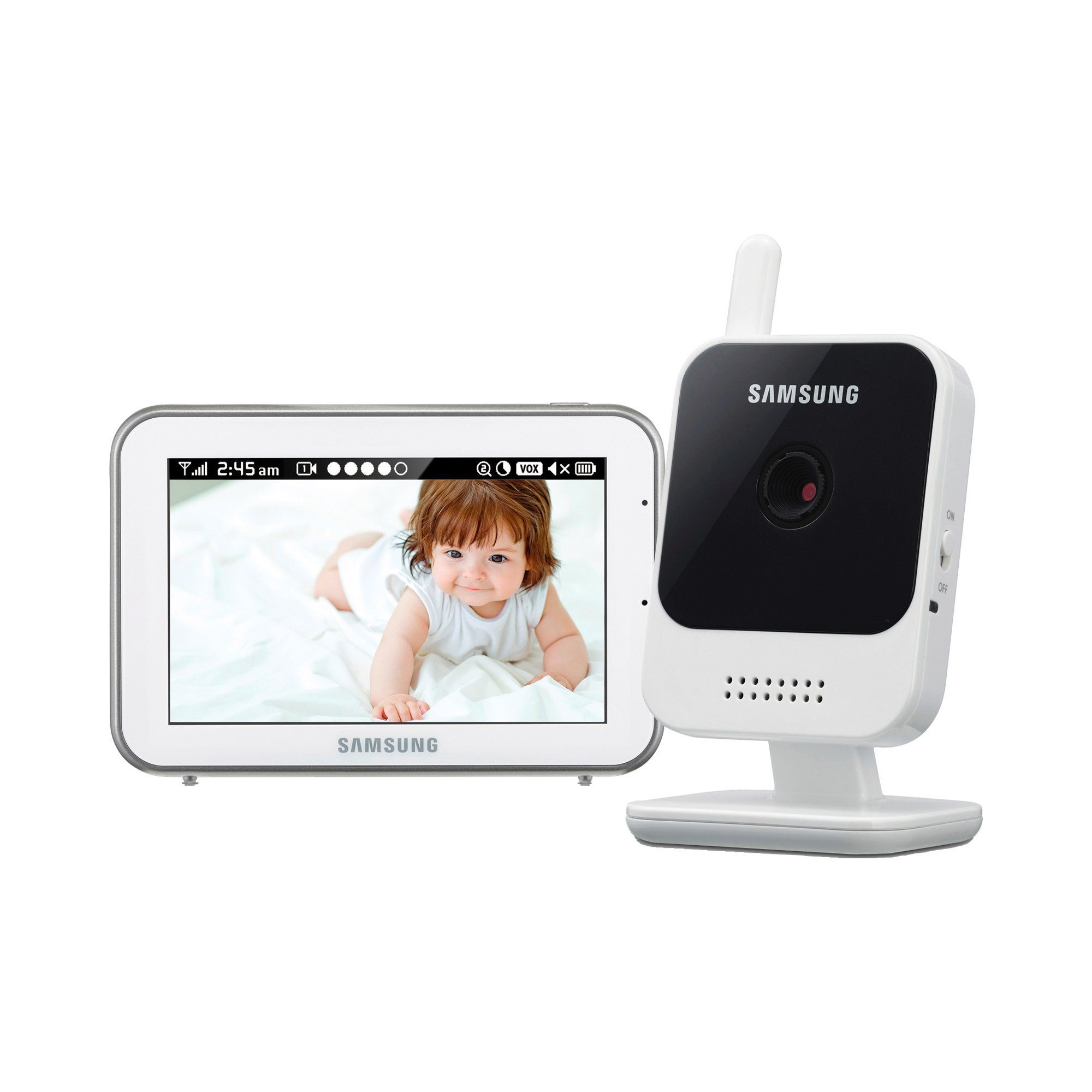 Samsung Babyphone mit Kamera SEW-3042, 300 m