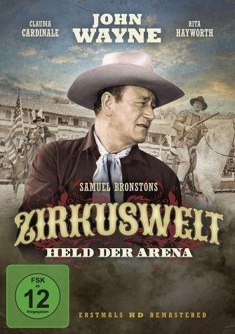 DVD »Zirkuswelt - Held der Arena«