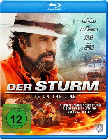 Blu-ray »Der Sturm - Life on the Line«