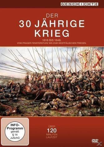 DVD »Der 30jährige Krieg (1618-1648)«