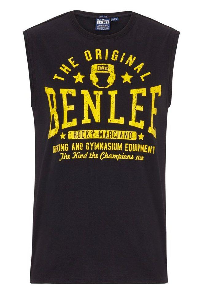 Benlee Rocky Marciano T-Shirt »ENDURANCE« in Black