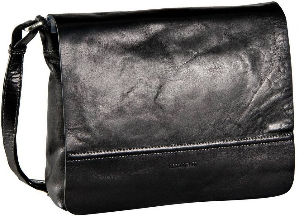 Gerry Weber Lugano Flap Bag M in Black