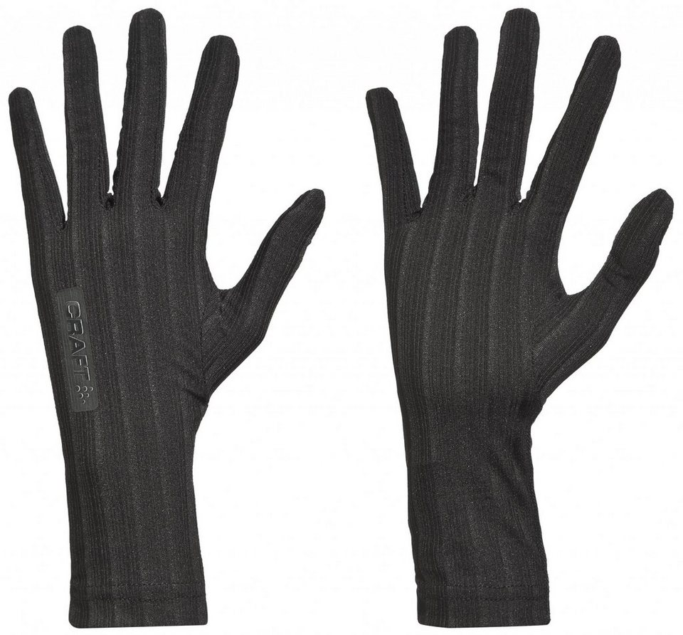 Craft Fahrrad Handschuhe »Active Extreme 2.0 Liner Gloves« in schwarz