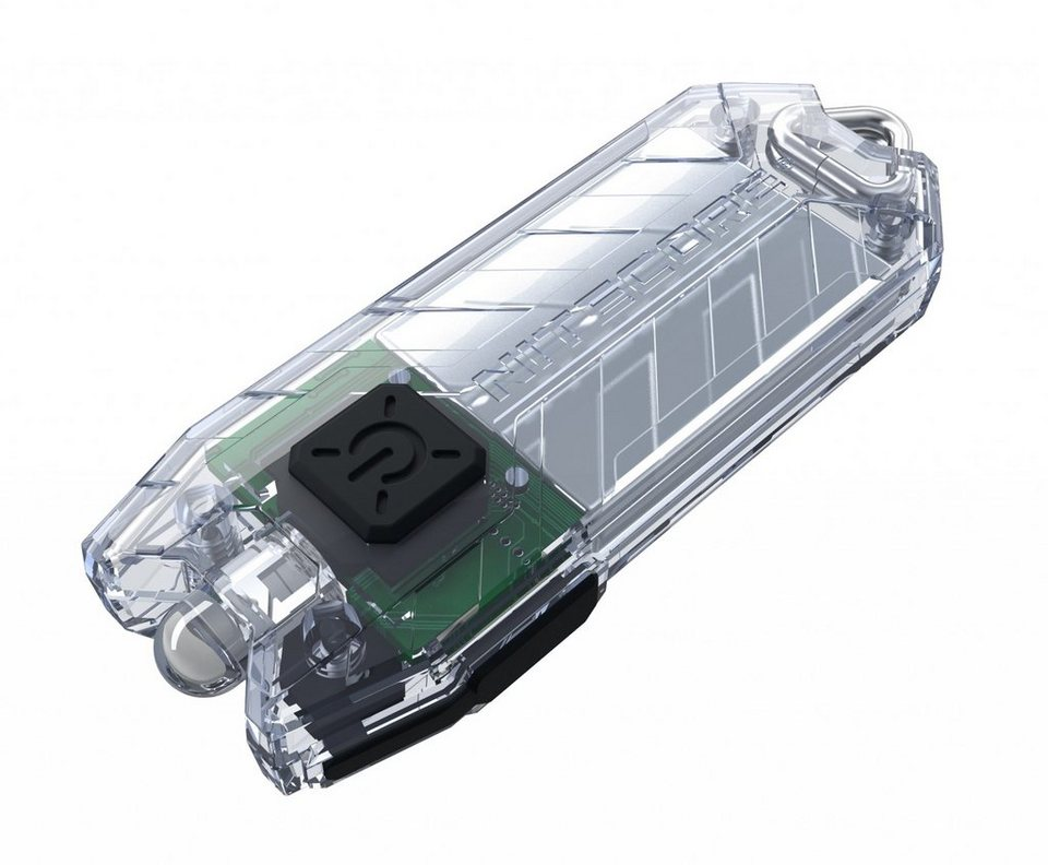 Nitecore Camping-Beleuchtung »Tube Pocket« in transparent