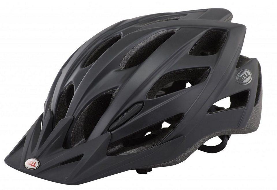 Bell Fahrradhelm »Slant Helm Uni Size« in schwarz