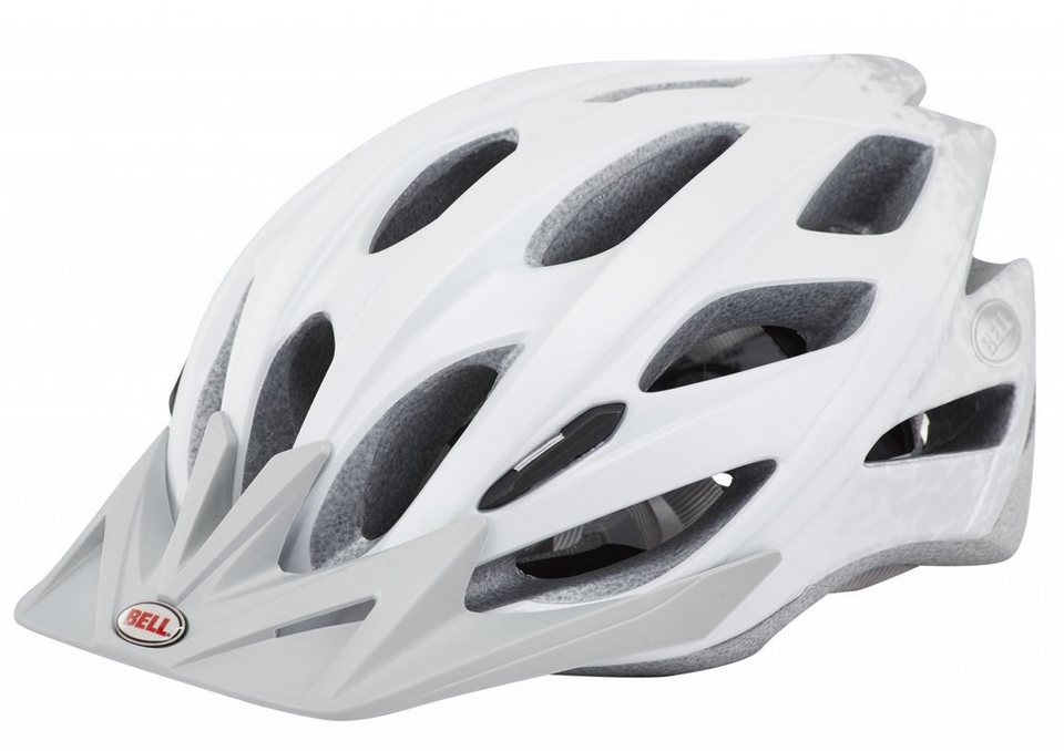 Bell Fahrradhelm »Slant Helm Uni Size« in weiß
