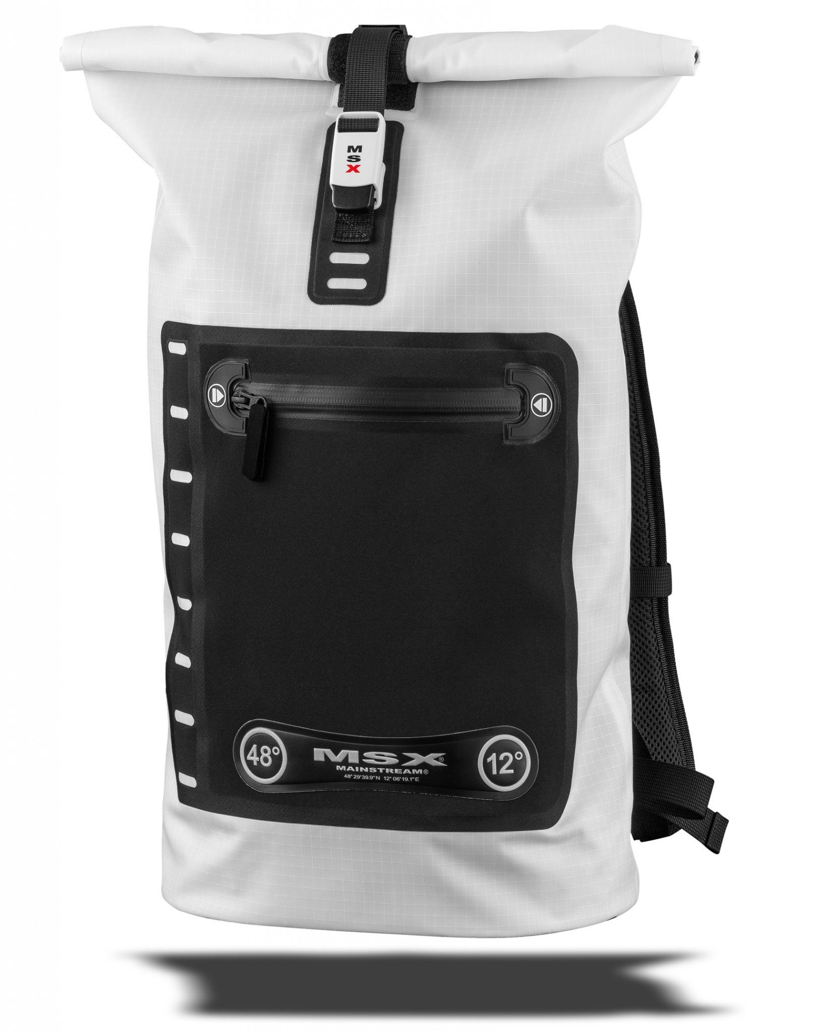 Mainstream MSX Rucksack »BackPack 48° 25l Clean Ripstop«