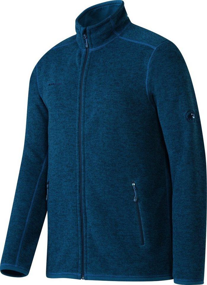 Mammut Outdoorjacke »Polar ML Jacket Men« in blau