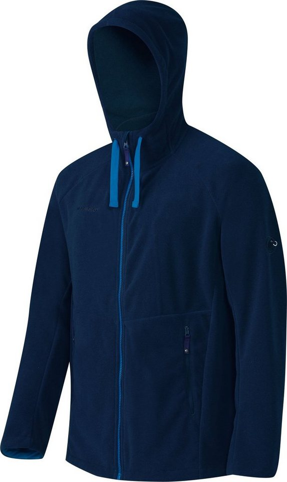 Mammut Outdoorjacke »Yadkin Advanced ML Hooded Jacket Men« in blau