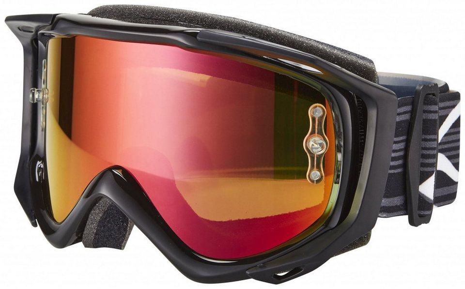 Smith Radsportbrille »Optics Fuel V.2 Sweat-X M Goggles« in schwarz