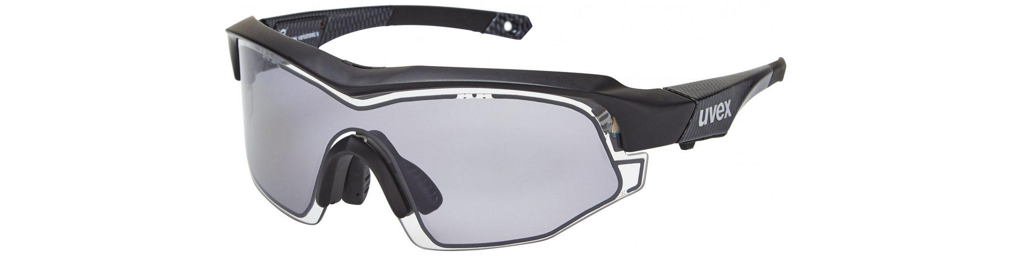 UVEX Radsportbrille »variotronic s Brille«