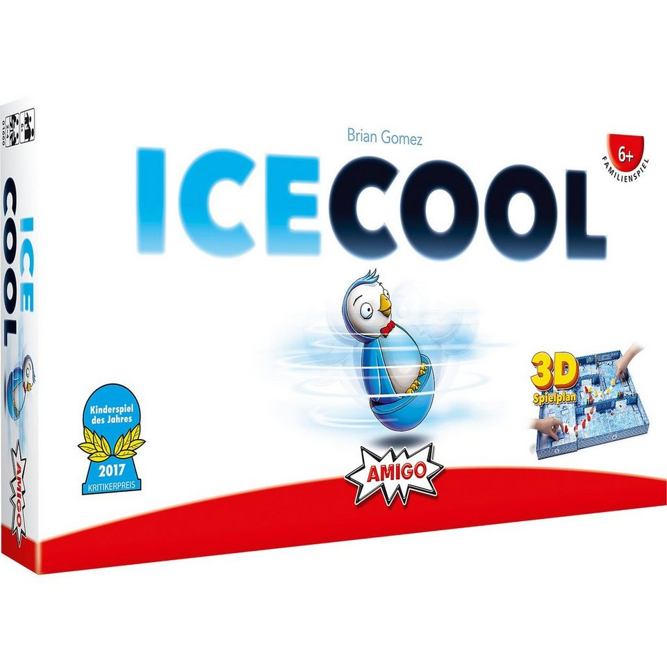AMIGO KINDERSPIEL DES JAHRES 2017 ICECOOL kaufen