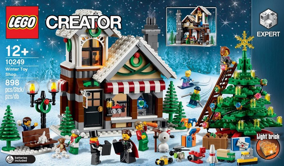 LEGO® Spielzeugladen (10249), »LEGO® Creator«
