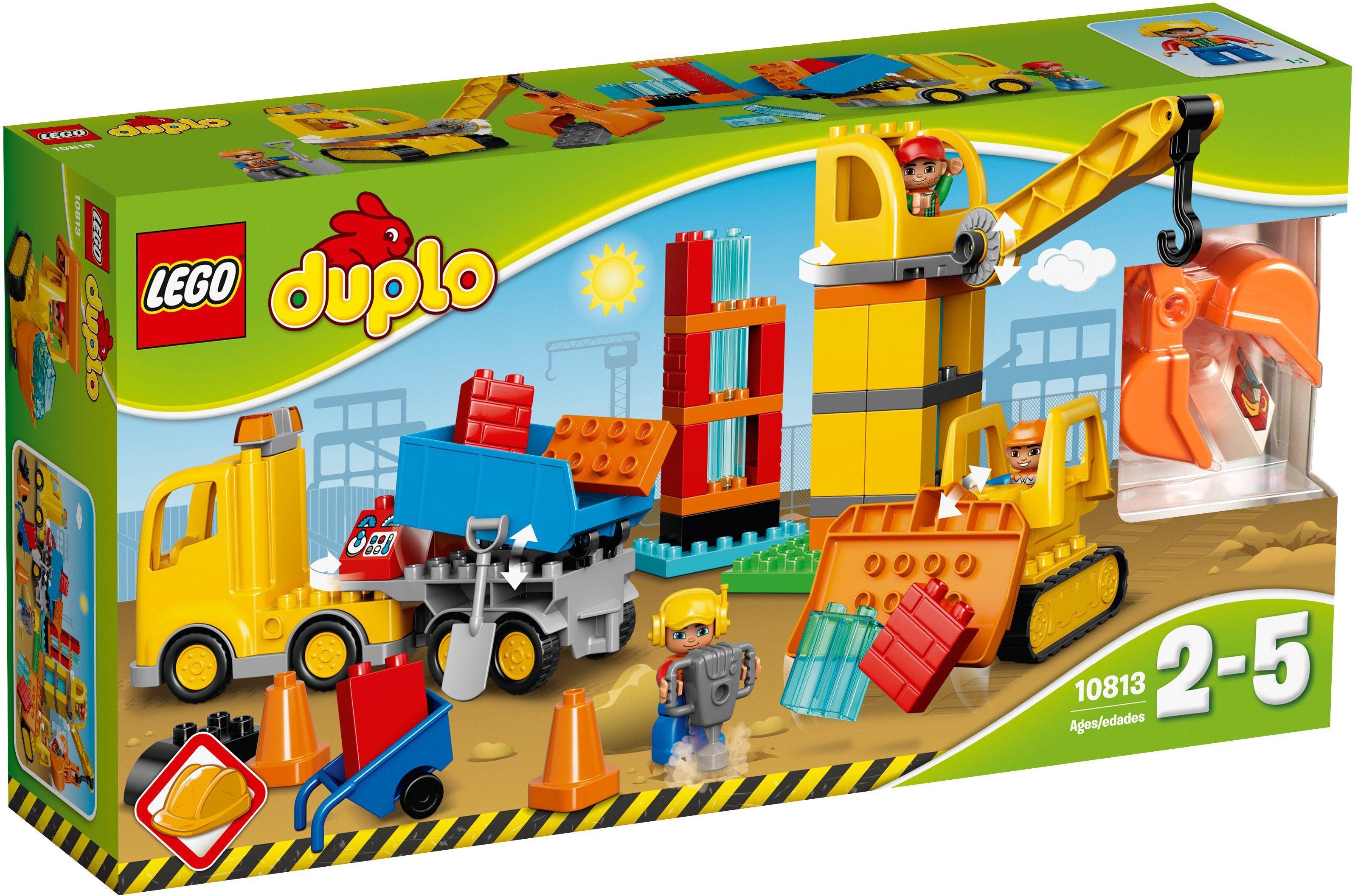 LEGO®, Große Baustelle (10813), »LEGO® Duplo«