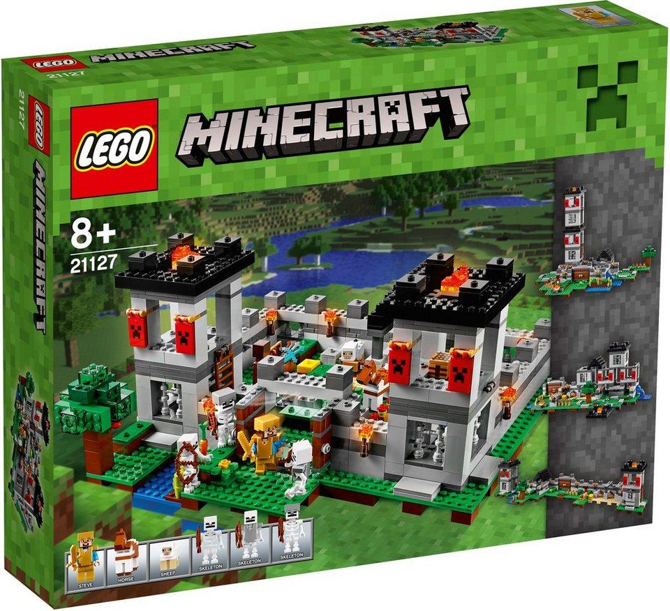 LEGO®, Die Festung (21127), »LEGO®Minecraft«