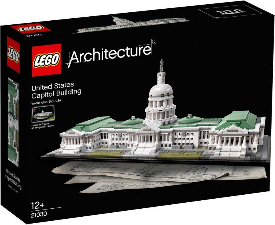 LEGO®, Das Kapitol (21030), »LEGO® Architecture«