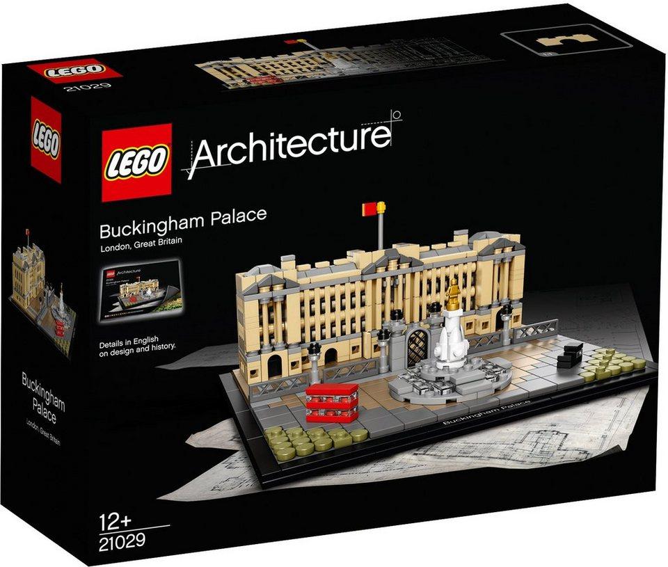 LEGO®, Buckingham Palast (21029), »LEGO® Architecture«