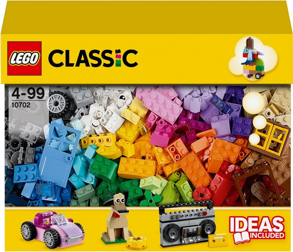 LEGO® Kreatives Bauset (10702), »LEGO® Classic«