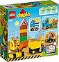 LEGO® Konstruktionsspielsteine »Bagger und Lastwagen (10812), LEGO® DUPLO®«, (26 St), Bild 2