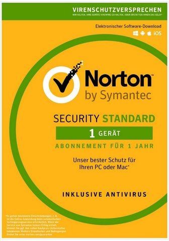 NORTON Security Standard Antivirus Software 2...
