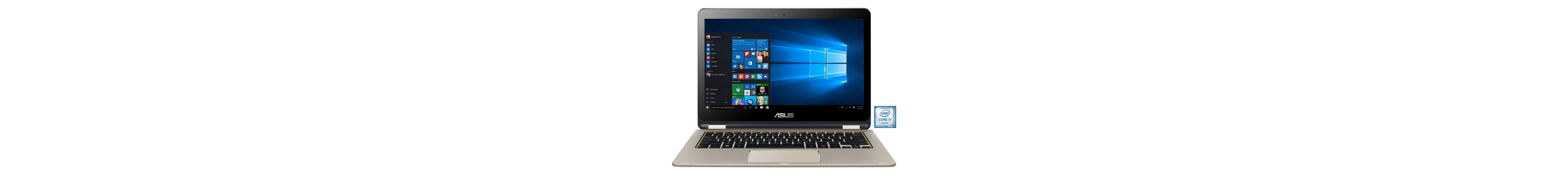 """ASUS TP301UJ-C4118T Notebook »Intel Core i7, 33,7cm (13,3""""), 256 GB SSD, 8 GB«"""