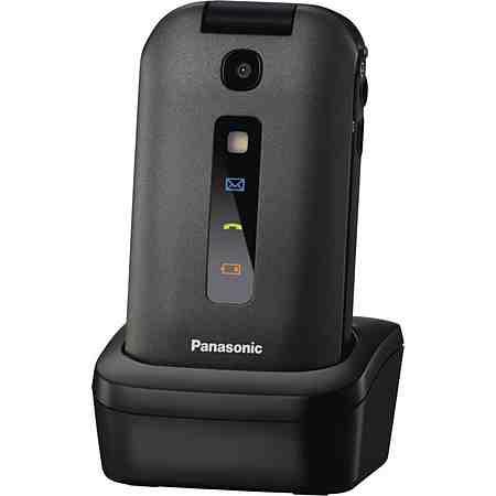 Panasonic Klapphandy »KX-TU329«