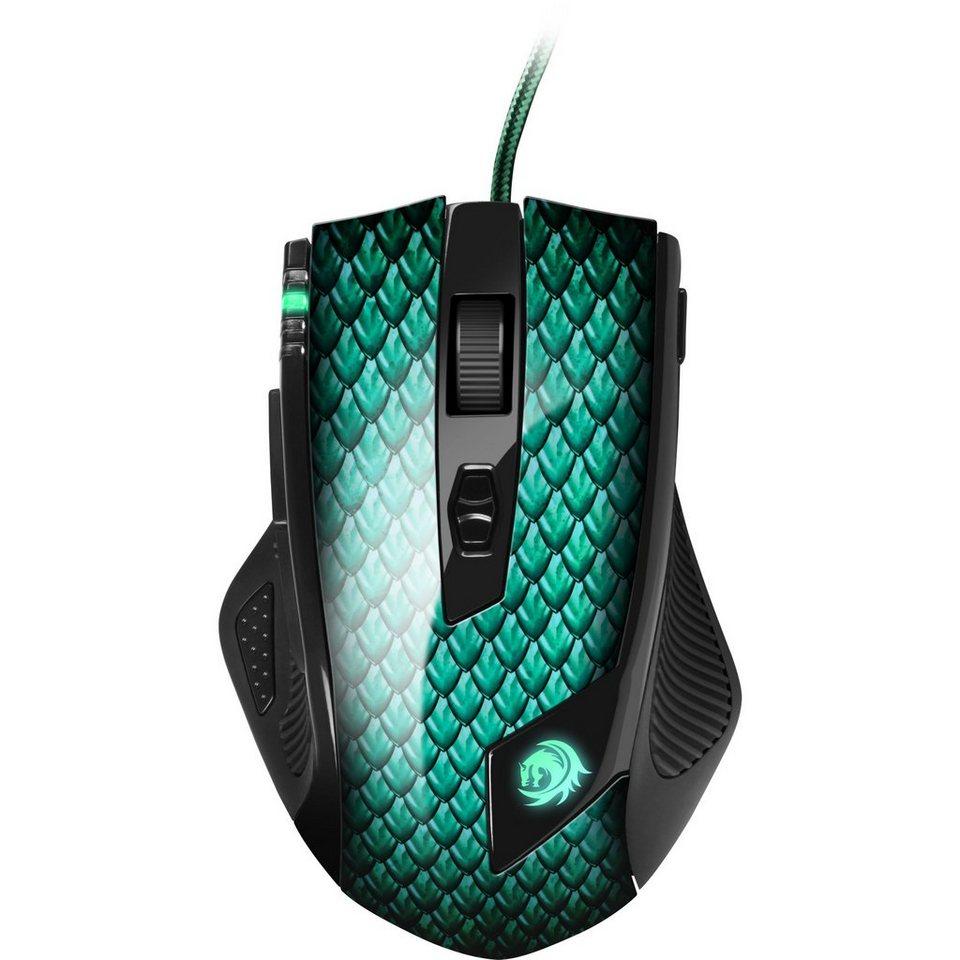 Sharkoon Maus »Drakonia Gaming Mouse«