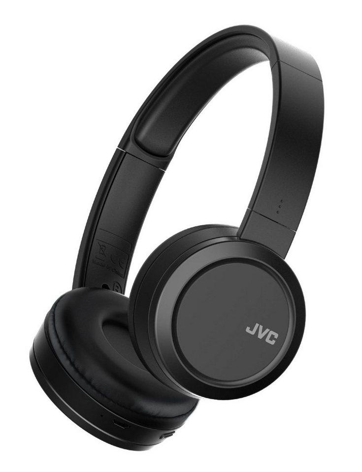 JVC OnEar Bluetooth-Kopfhörer »HA-S50BT« in schwarz