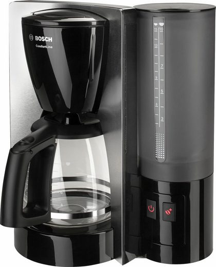 BOSCH Filterkaffeemaschine ComfortLine TKA6A643, 1,25l Kaffeekanne, Papierfilter 1x4