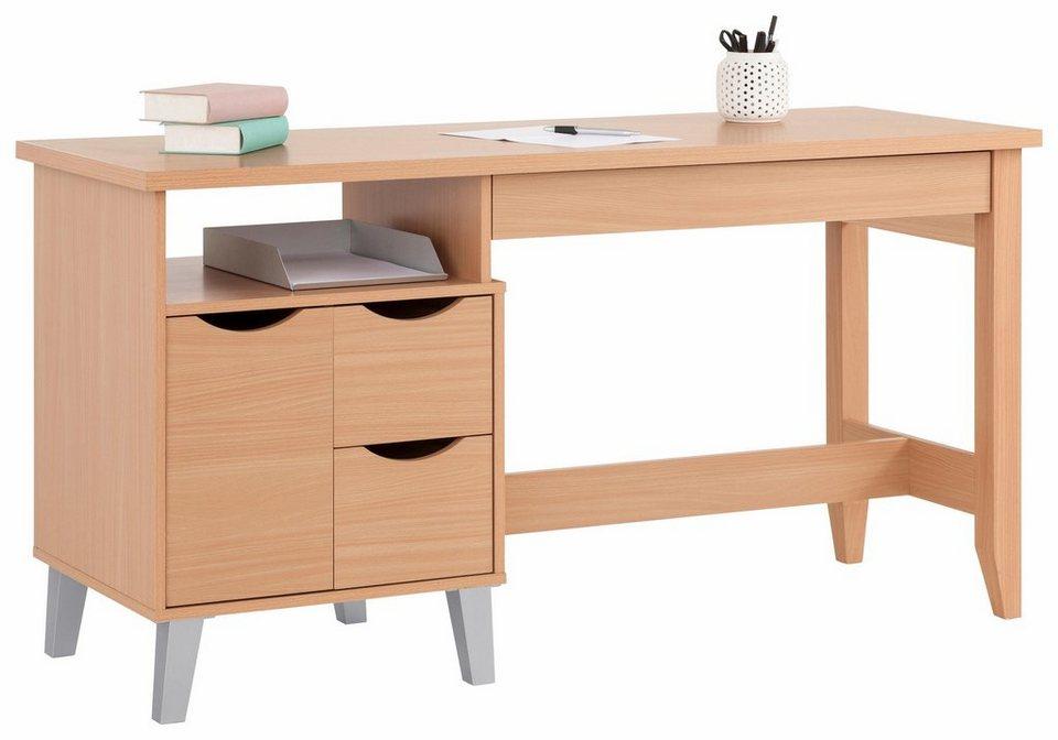 Schreibtisch »Landi« in buchefb.