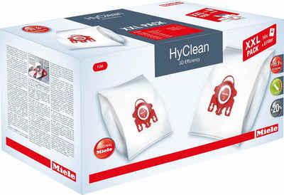 Miele Staubsaugerbeutel HyClean 3D Efficiency FJM, passend für MIELE, XXL Pack