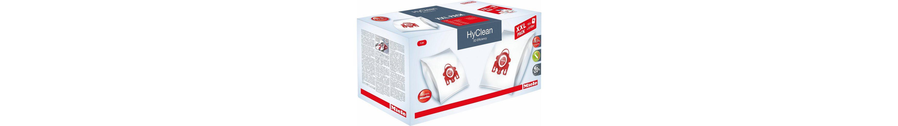 Miele Staubbeutel HyClean 3D Efficiency FJM XXL Pack