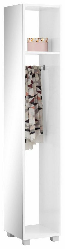 Schildmeyer Spiegelregal »Diona« in weiß